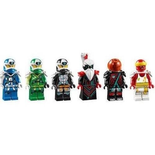 LEGO Ninjago - Império Templo da Loucura 71712