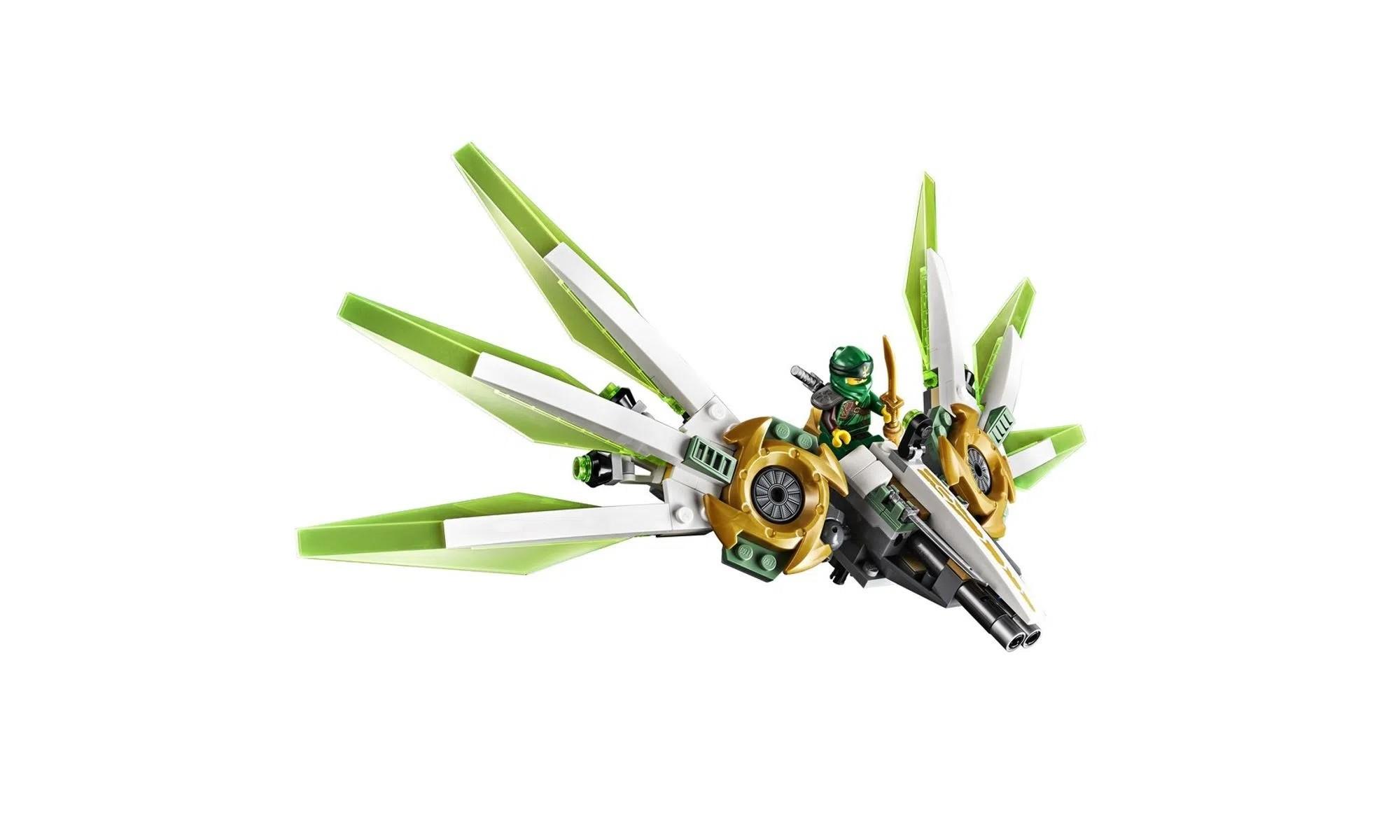 LEGO Ninjago - Robô Titã do Lloyd 70676