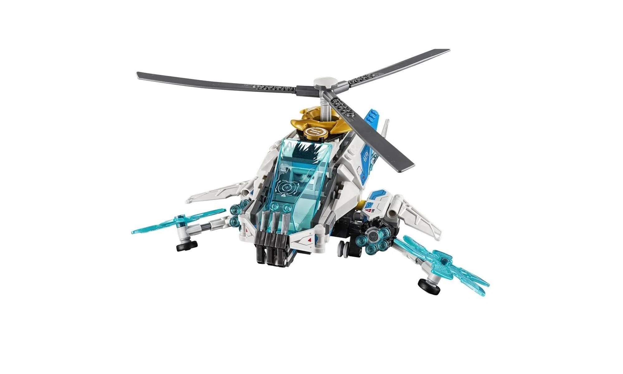LEGO Ninjago - ShuriCopter 70673