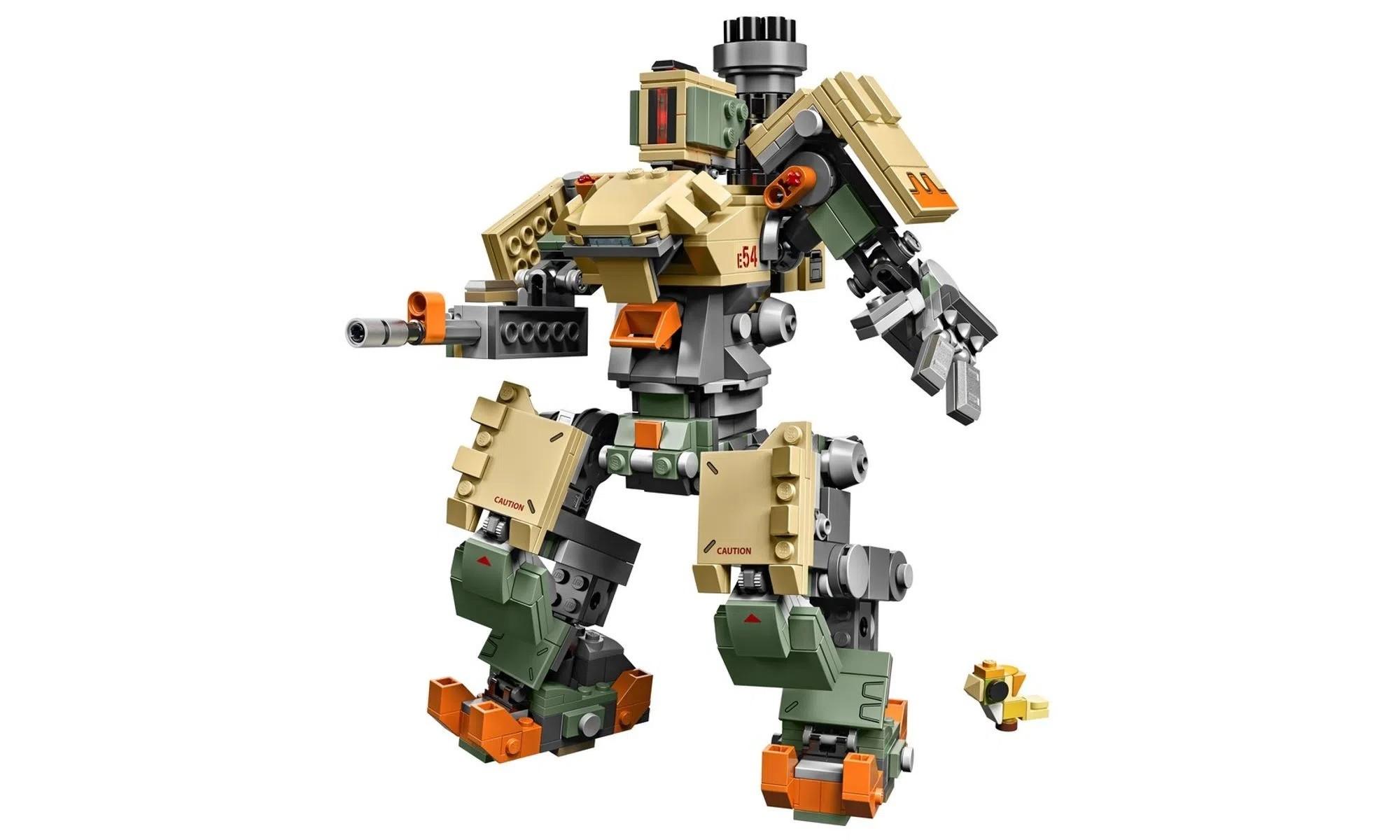LEGO Overwatch - Bastion 75974