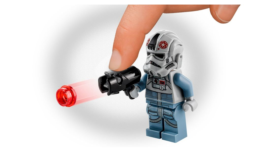 LEGO Star Wars - AT-AT contra Microfighters Tauntaun 75298
