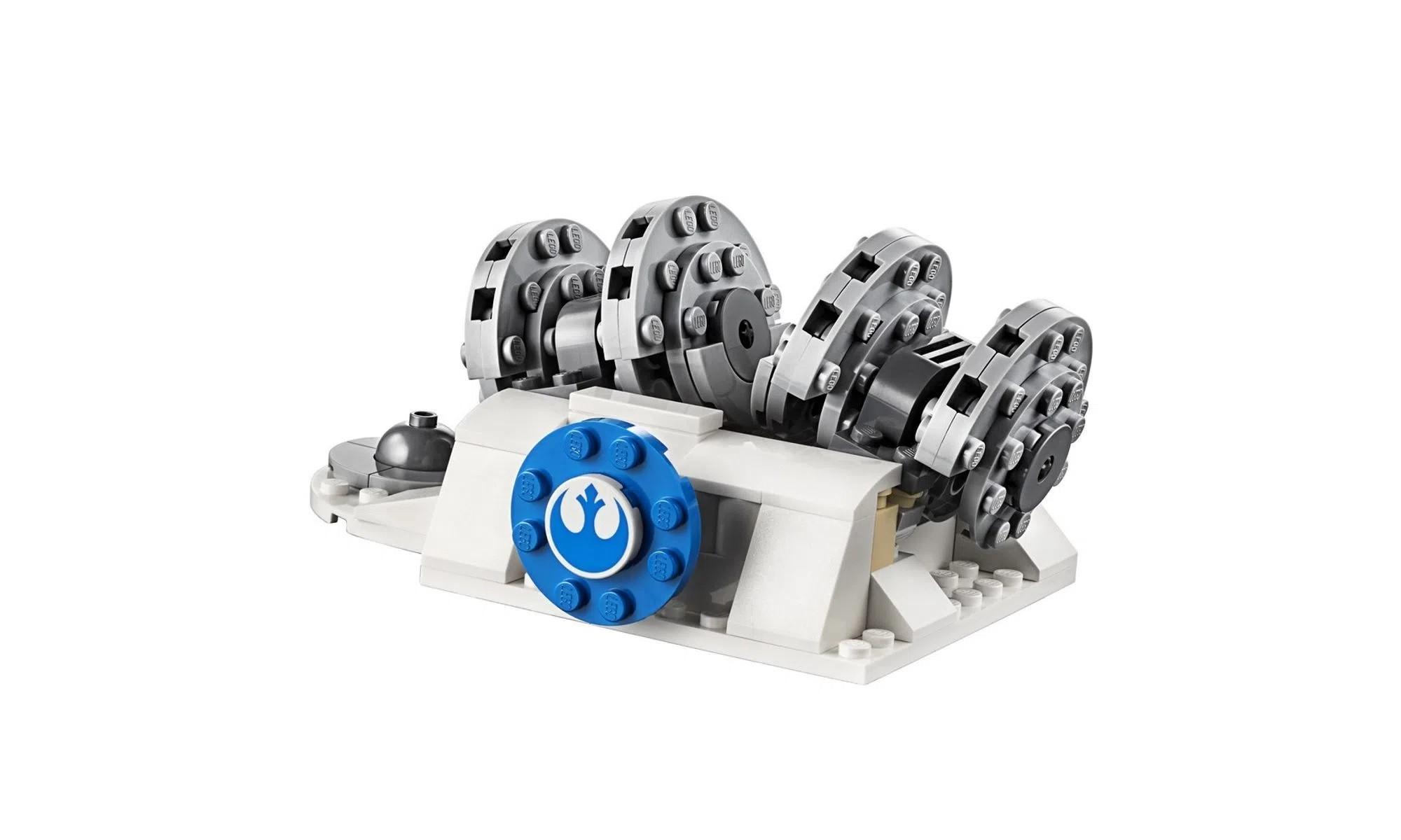 LEGO Star Wars Batalha de Hoth Ataque ao Gerador 75239