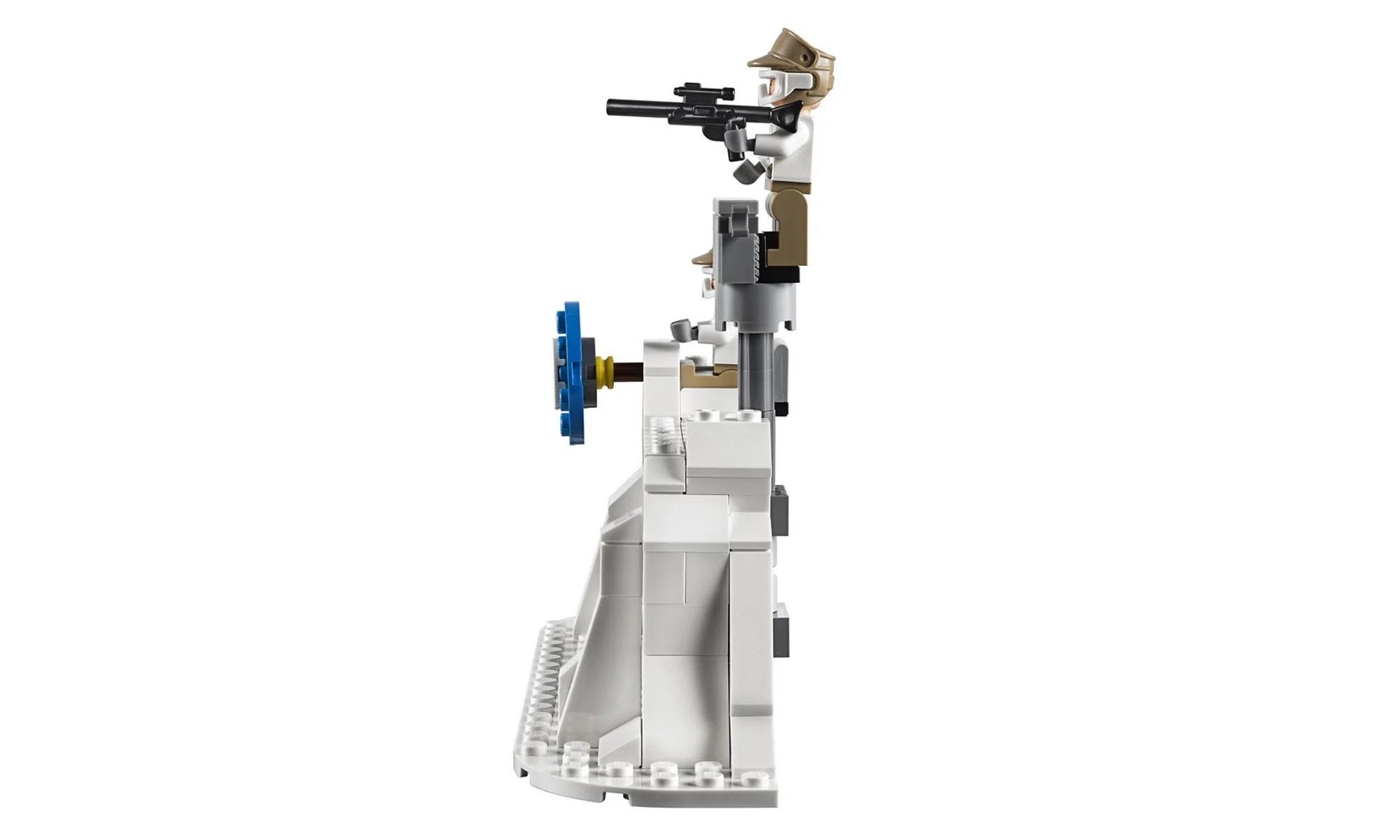 LEGO Star Wars: Batalha de Hoth: Defesa de base Echo 75241