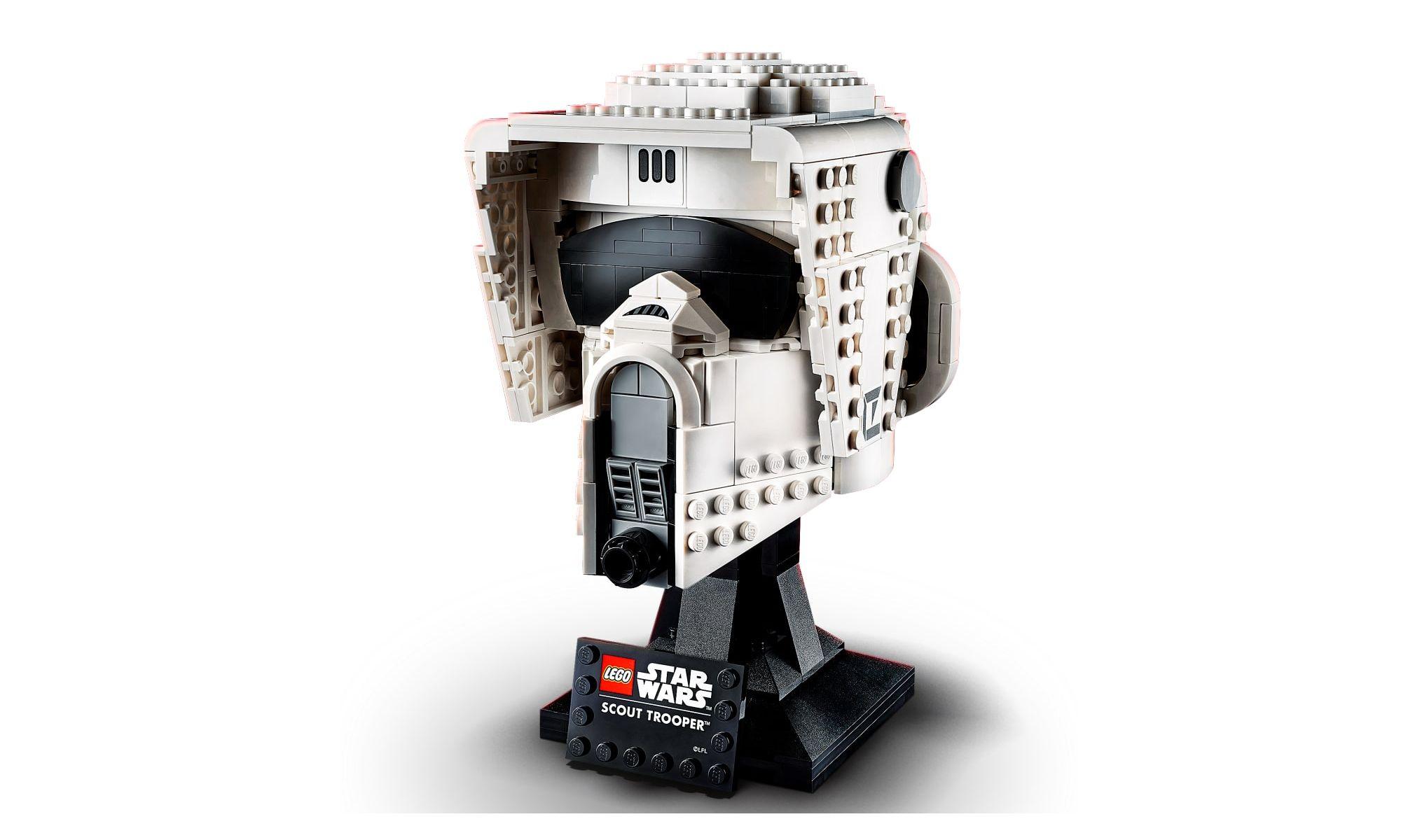 LEGO Star Wars Capacete de Scout Trooper