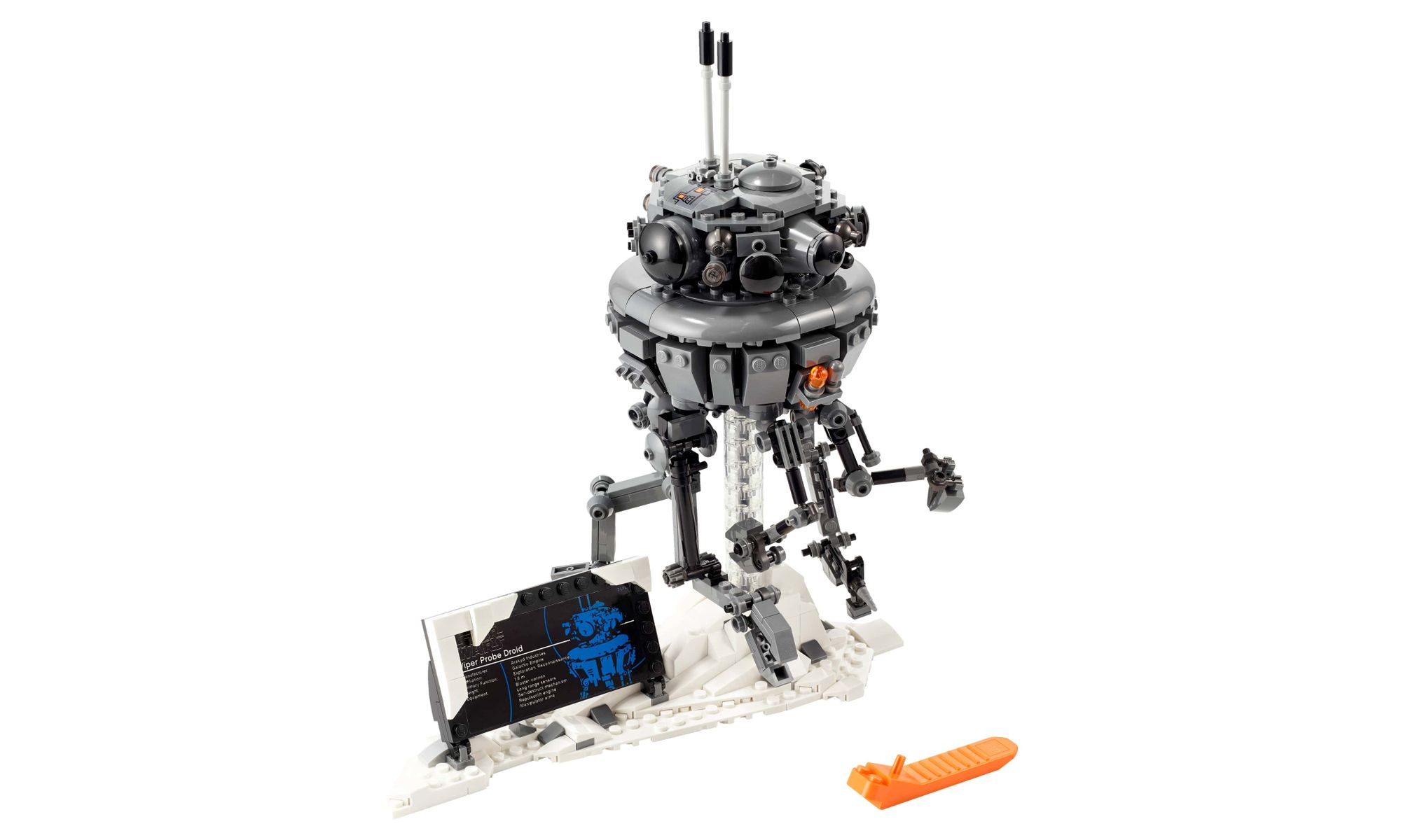 LEGO Star Wars Imperial Probe Droid