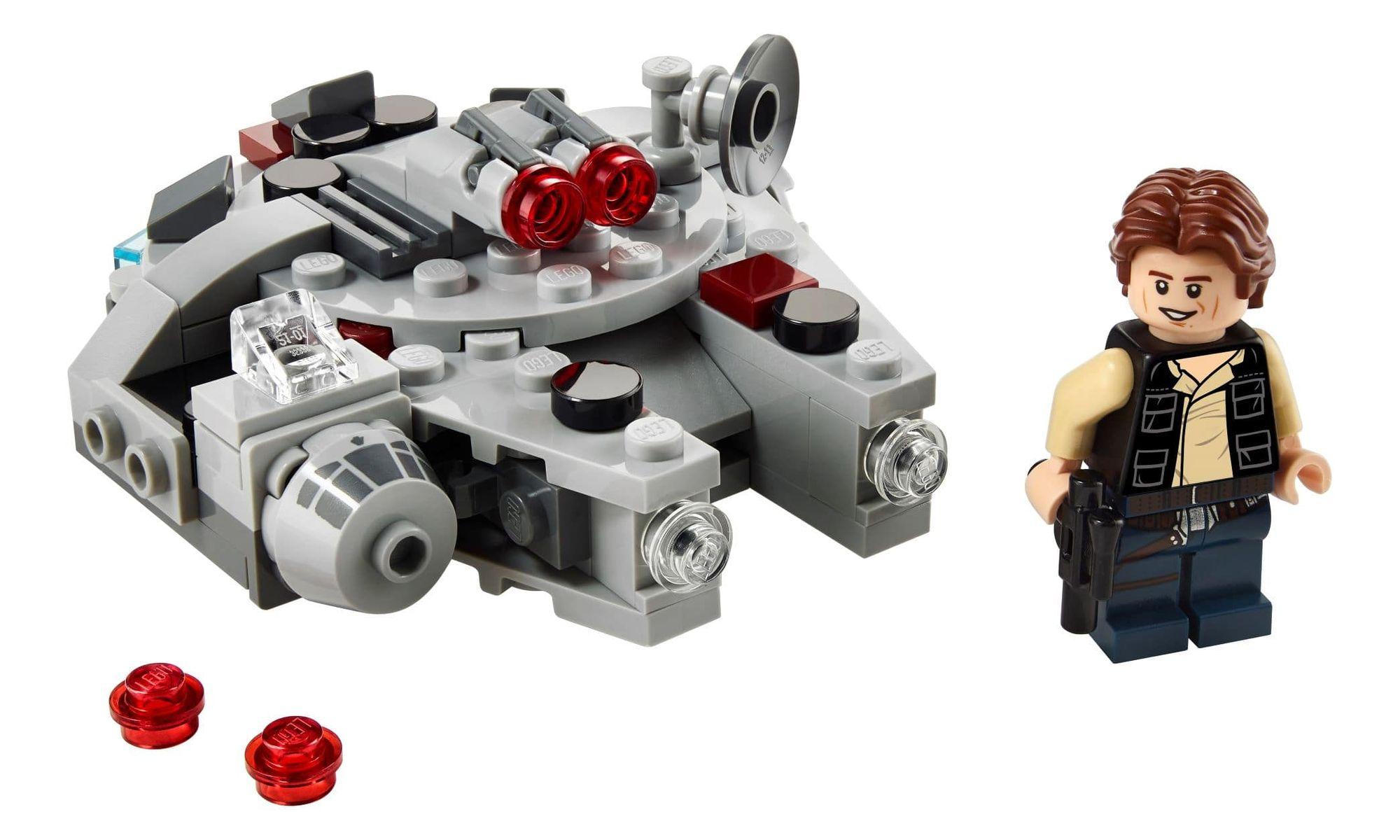 LEGO Star Wars Microfigher Millennium Falcon 75295
