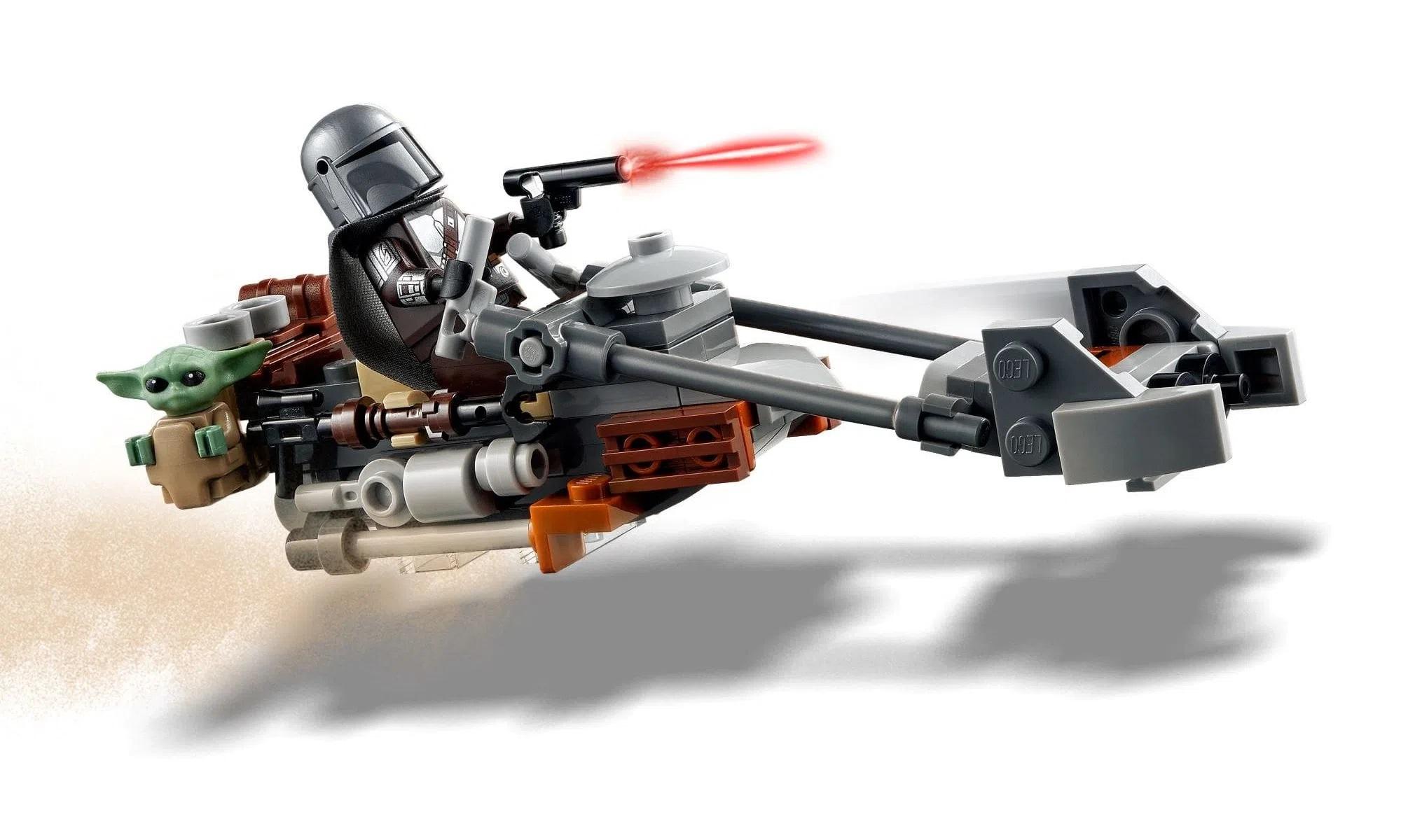 LEGO Star Wars Problemas em Tatooine 75299