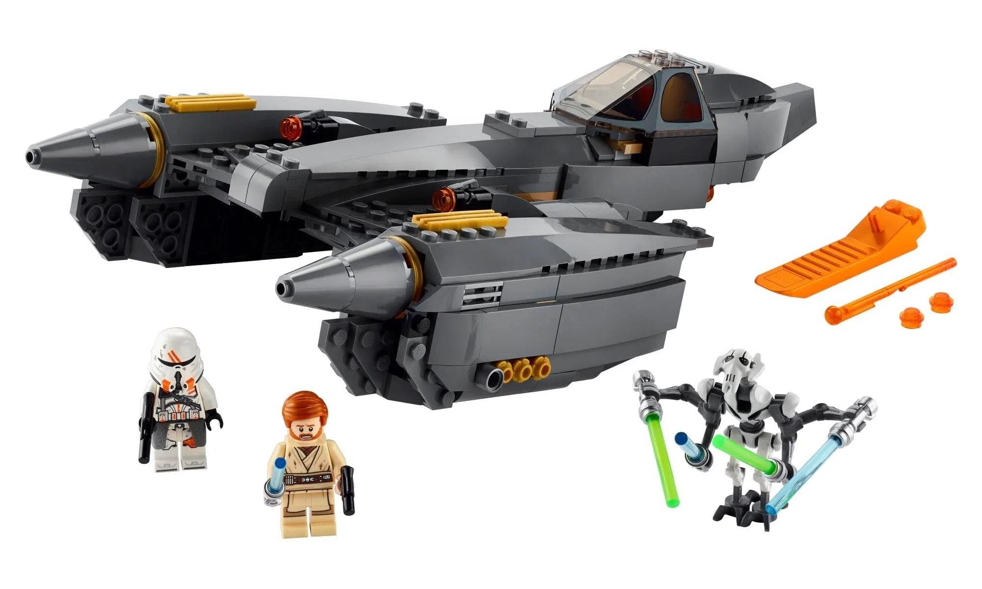 LEGO Star Wars Starfighter do General Grievous 75286
