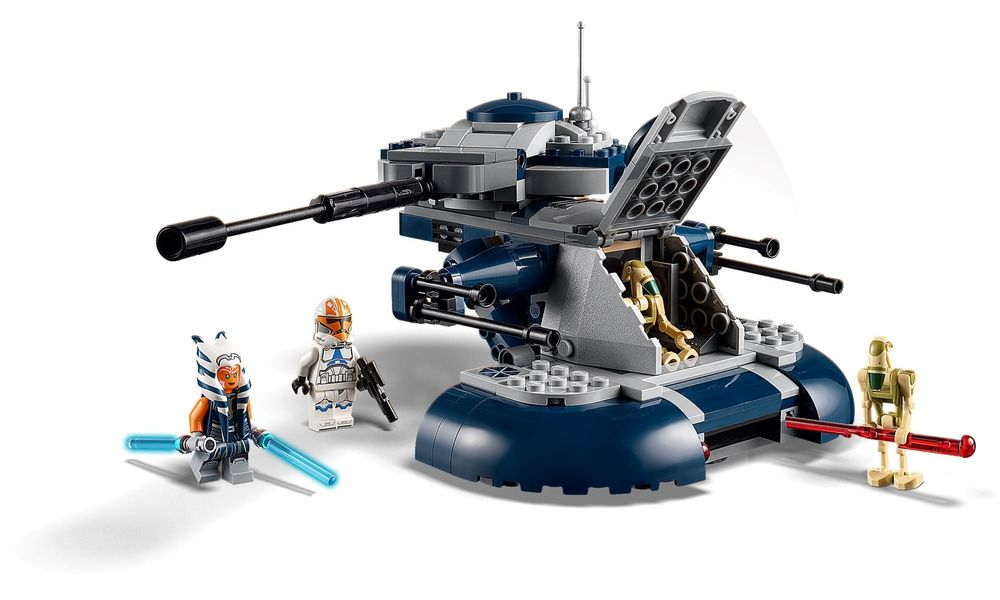 LEGO Star Wars Tanque de Assalto Blindado (AAT) 75283