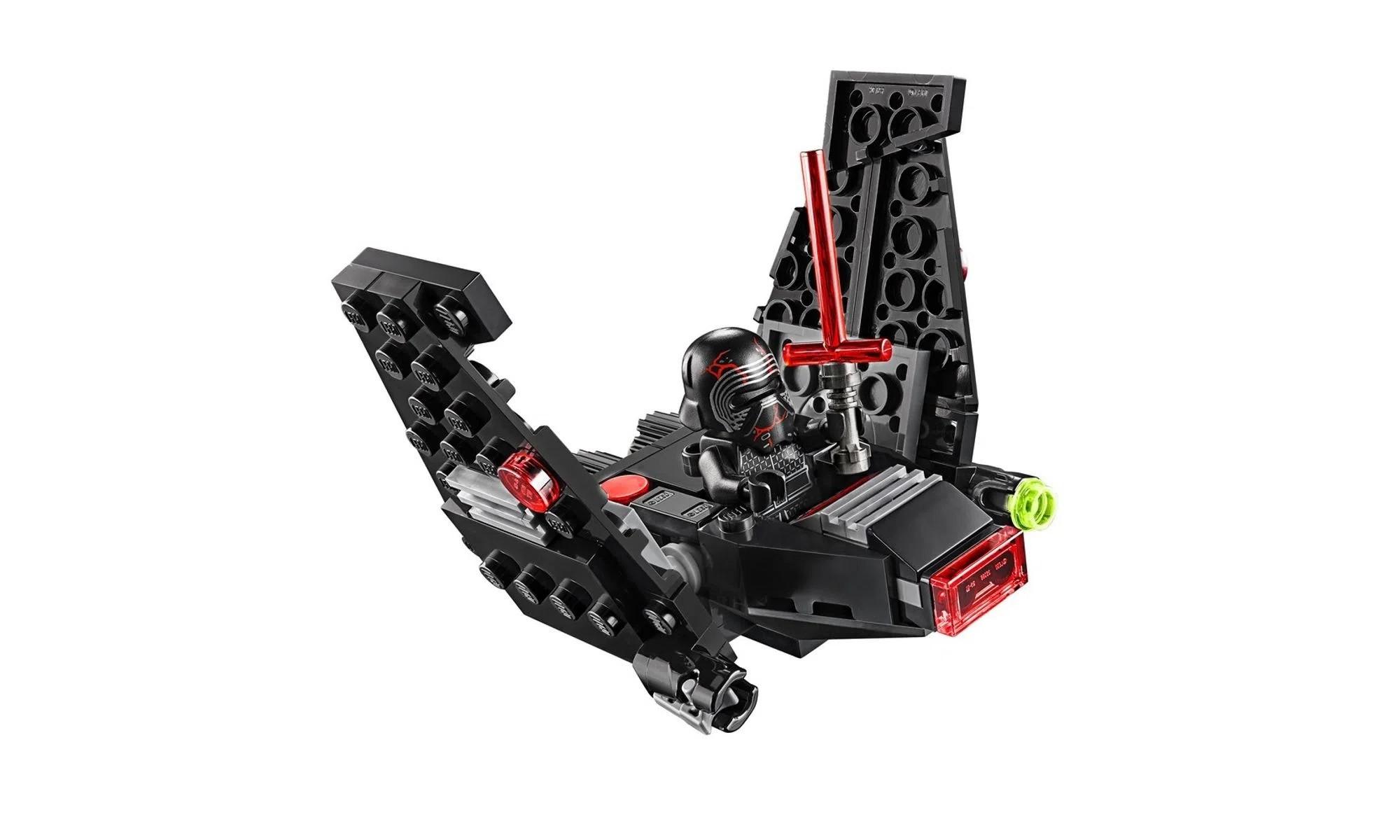 LEGO Star Wars Microfighter Ônibus Espacial do Kylo Ren 75264