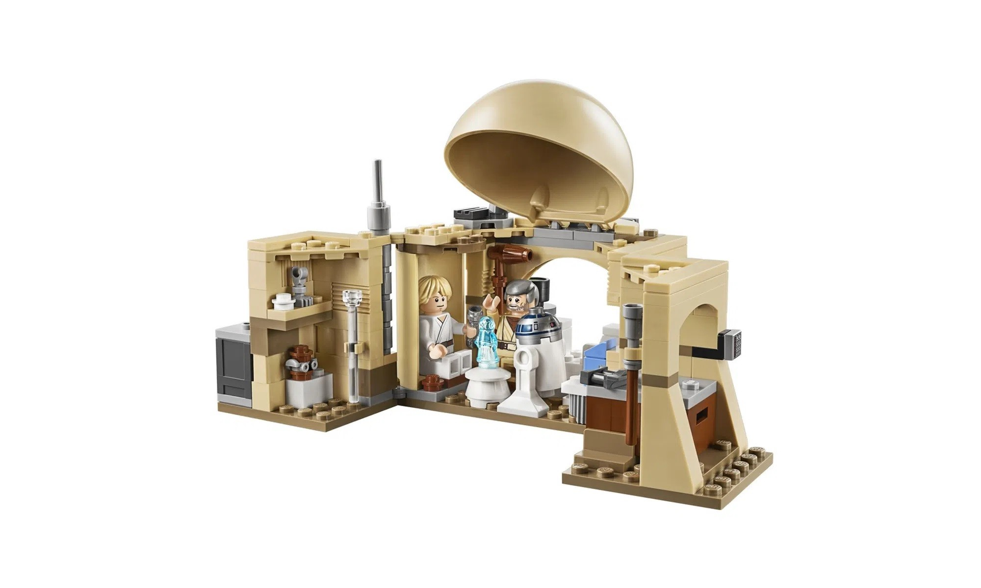 LEGO Star Wars TM - O Acampamento de Obi-Wan