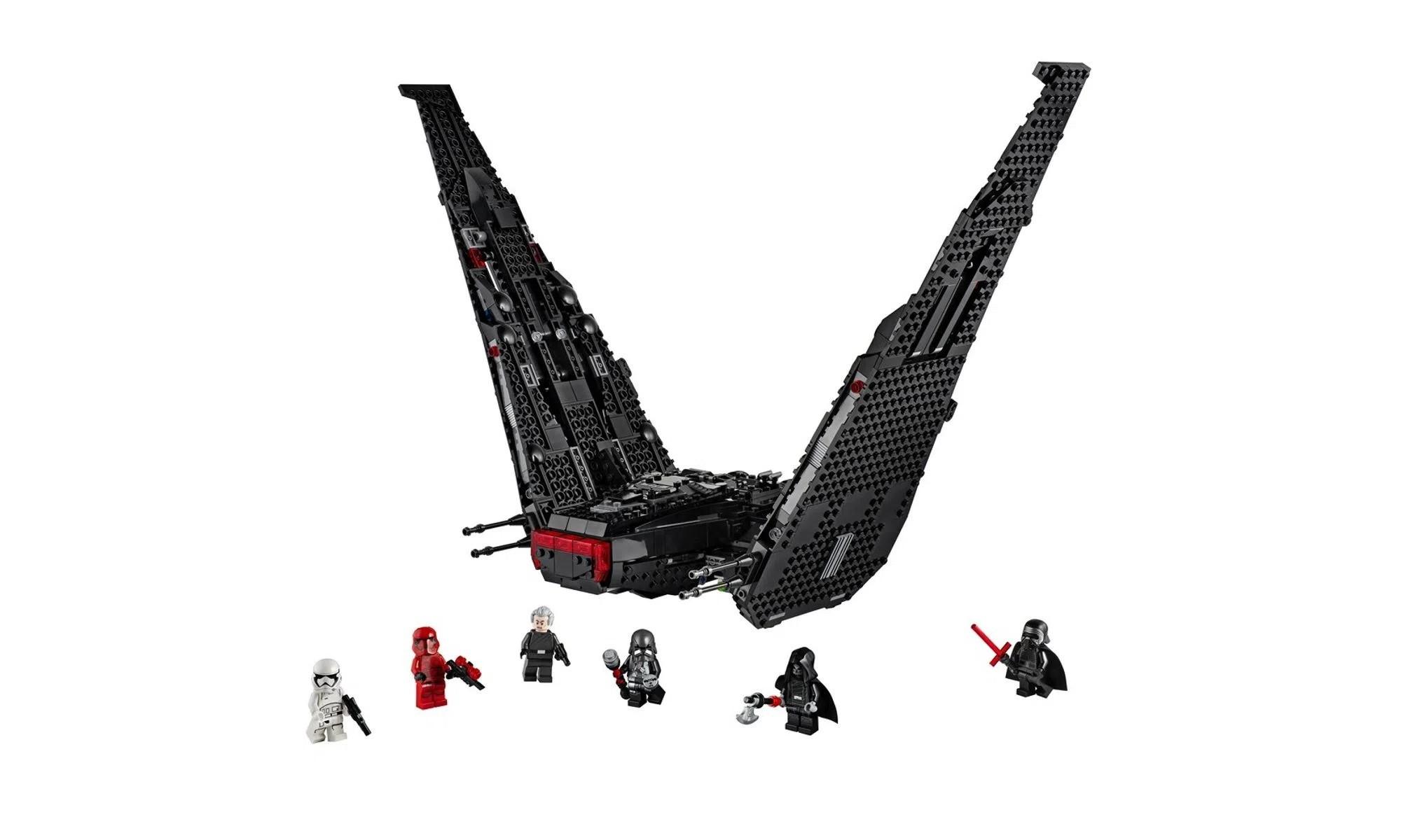 LEGO Star Wars Onibus Espacial do Kylo Ren 75256
