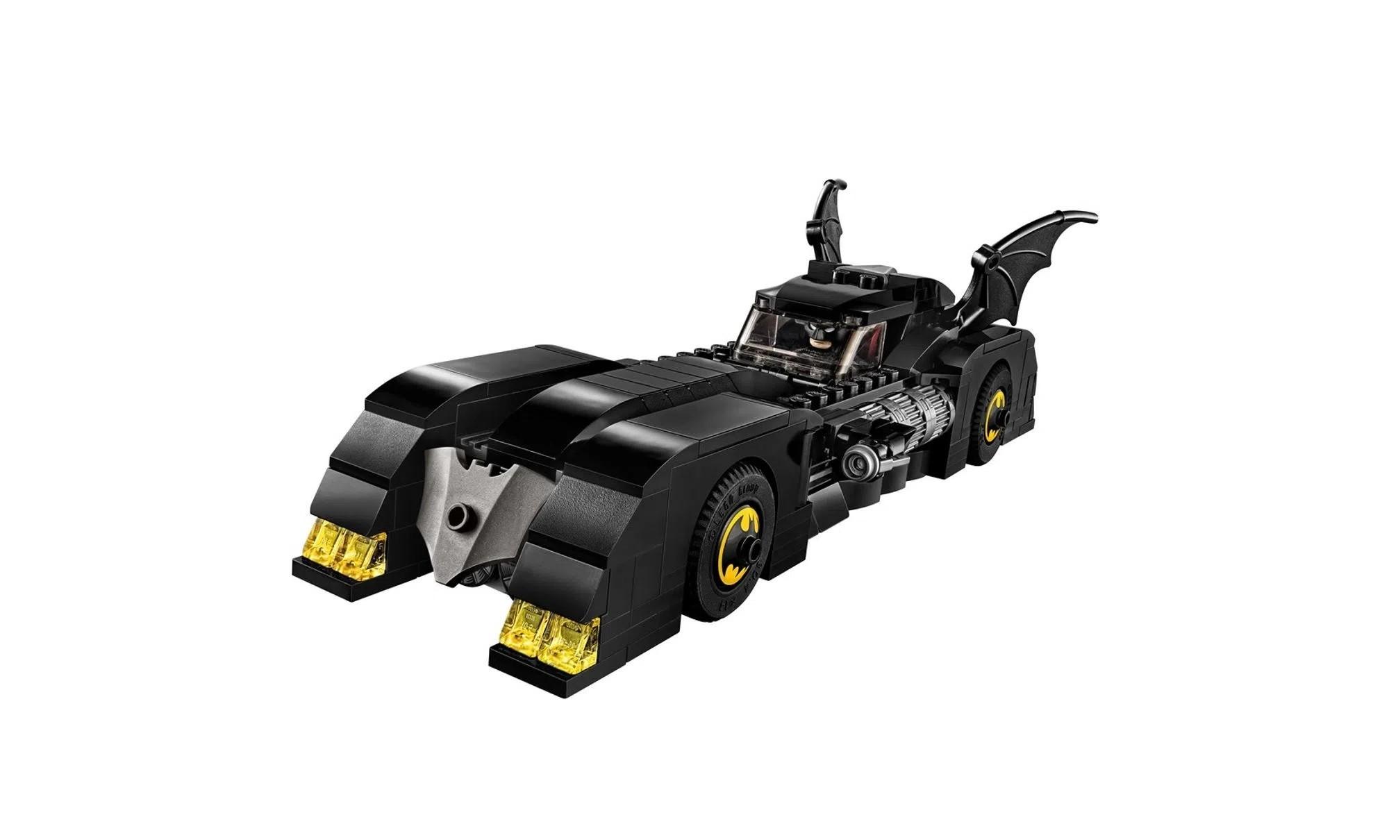 LEGO Super Heroes DC Comics Batmóvel Perseguição ao Coringa 76119