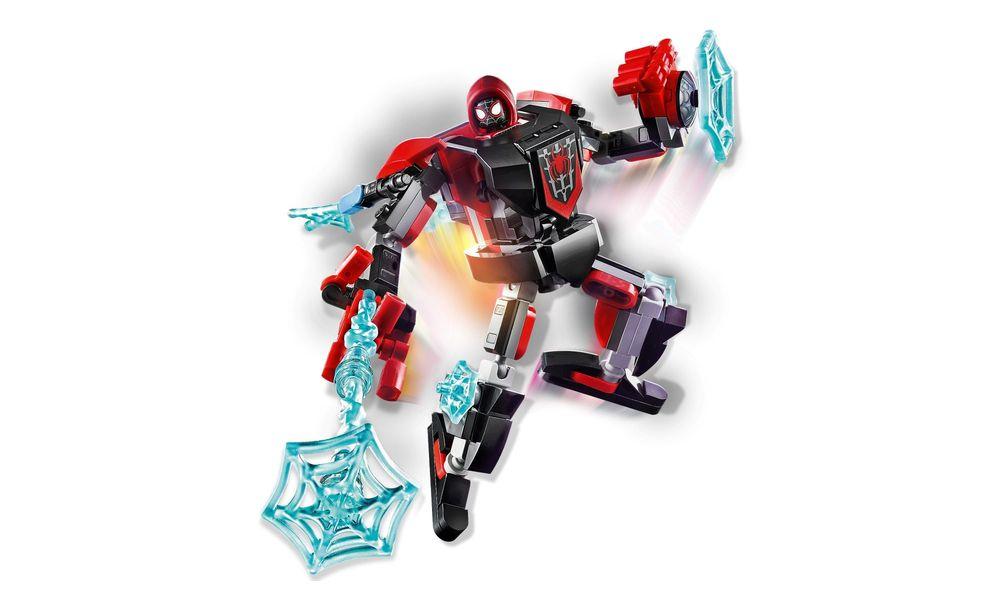 LEGO Super Heroes Marvel - Armadura Robô de Miles Morales 76171