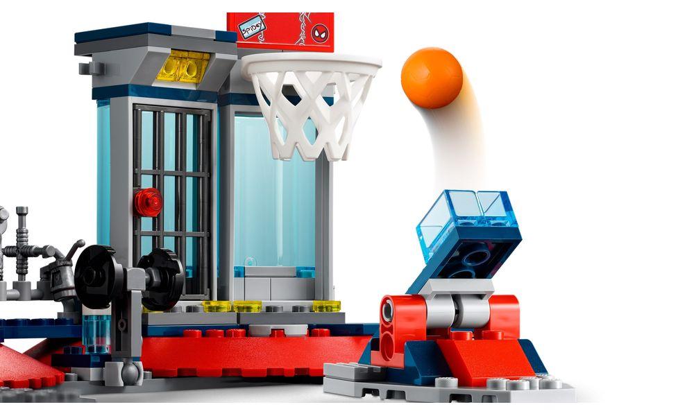 LEGO Super Heroes Marvel - Ataque ao Abrigo do Homem Aranha 76175