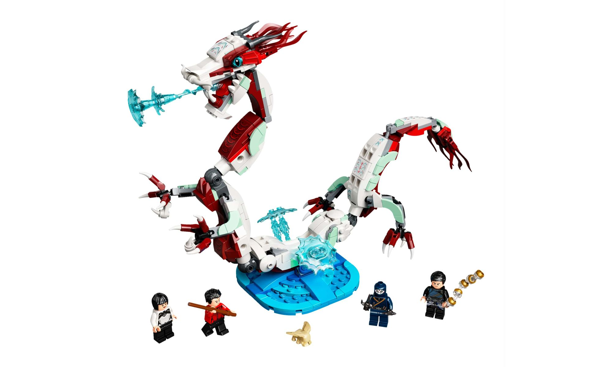 LEGO Super Heroes Marvel - Batalha na Vila Antiga 76177