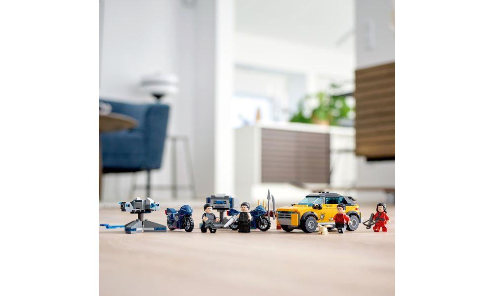 LEGO Super Heroes Marvel - Fuga dos Dez Anéis 76176
