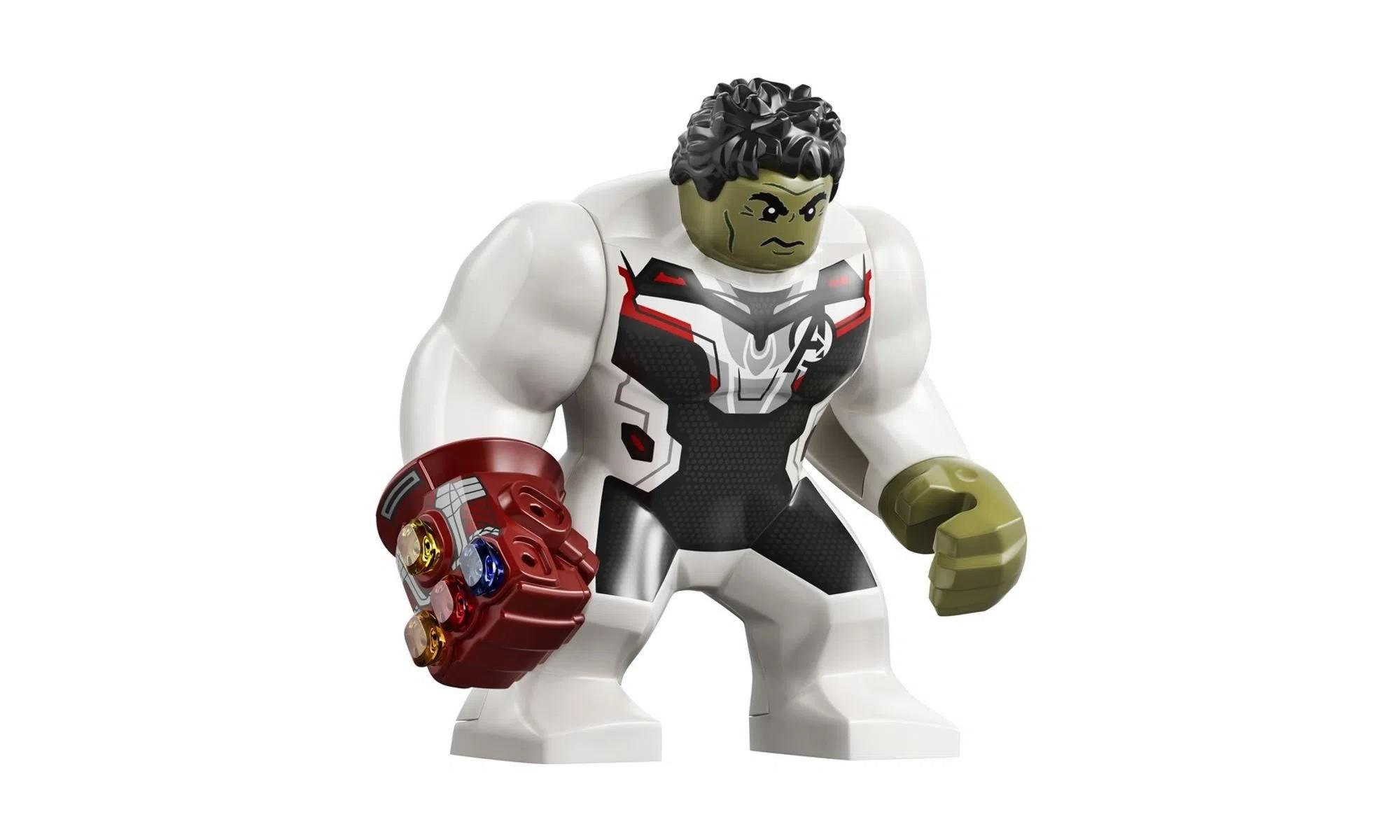 LEGO Super Heroes Marvel Resgate de helicóptero dos Vingadores Hulk 76144