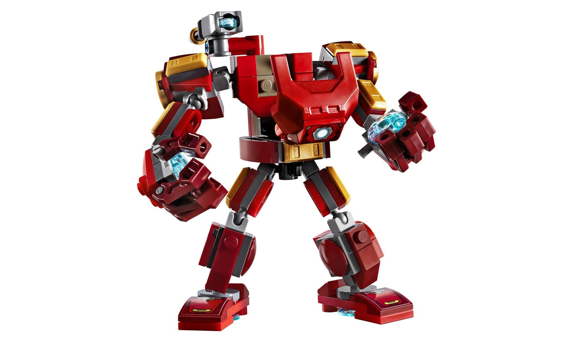 LEGO Super Heroes Marvel - Robô Iron Man 76140