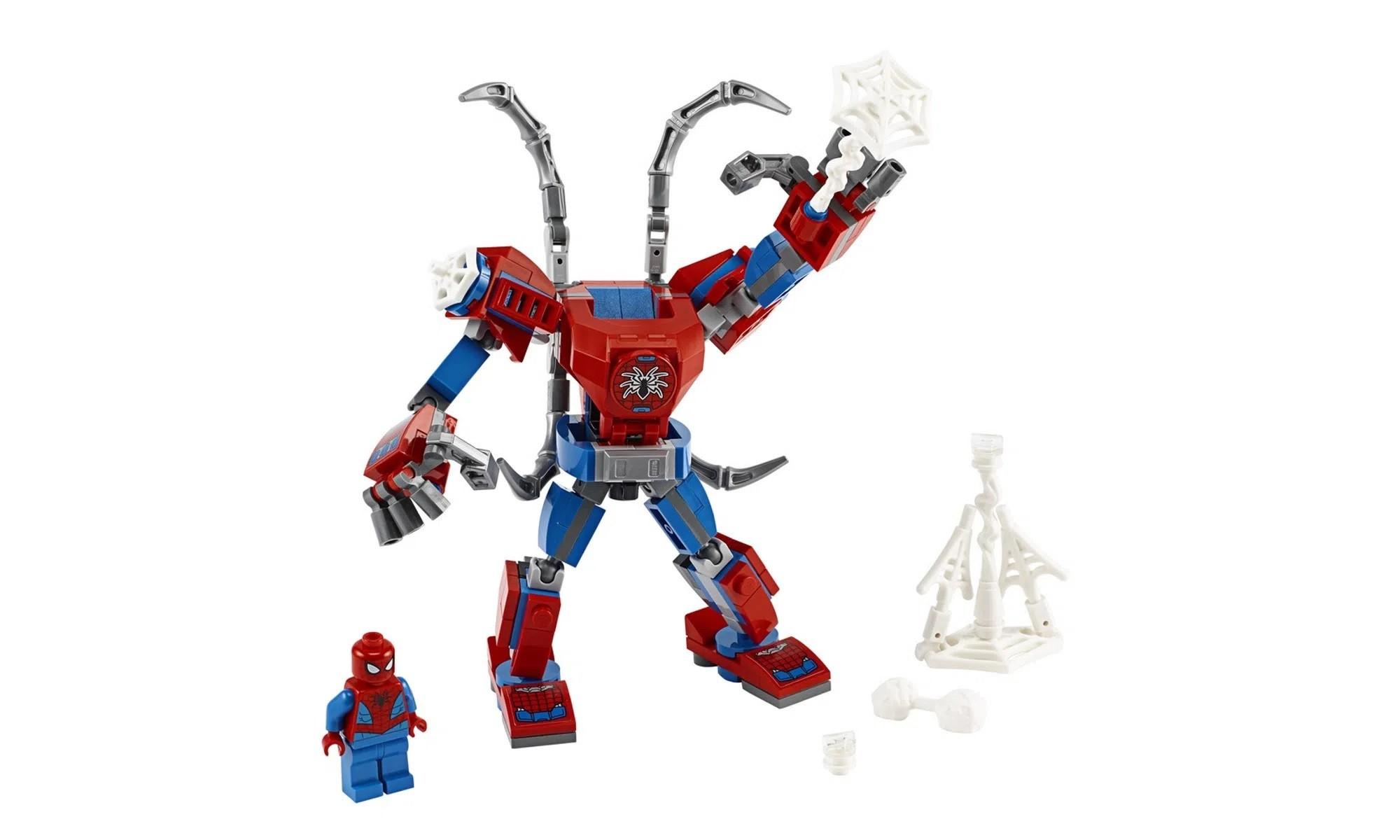 LEGO Super Heroes Marvel Robô Spider-Man 76146