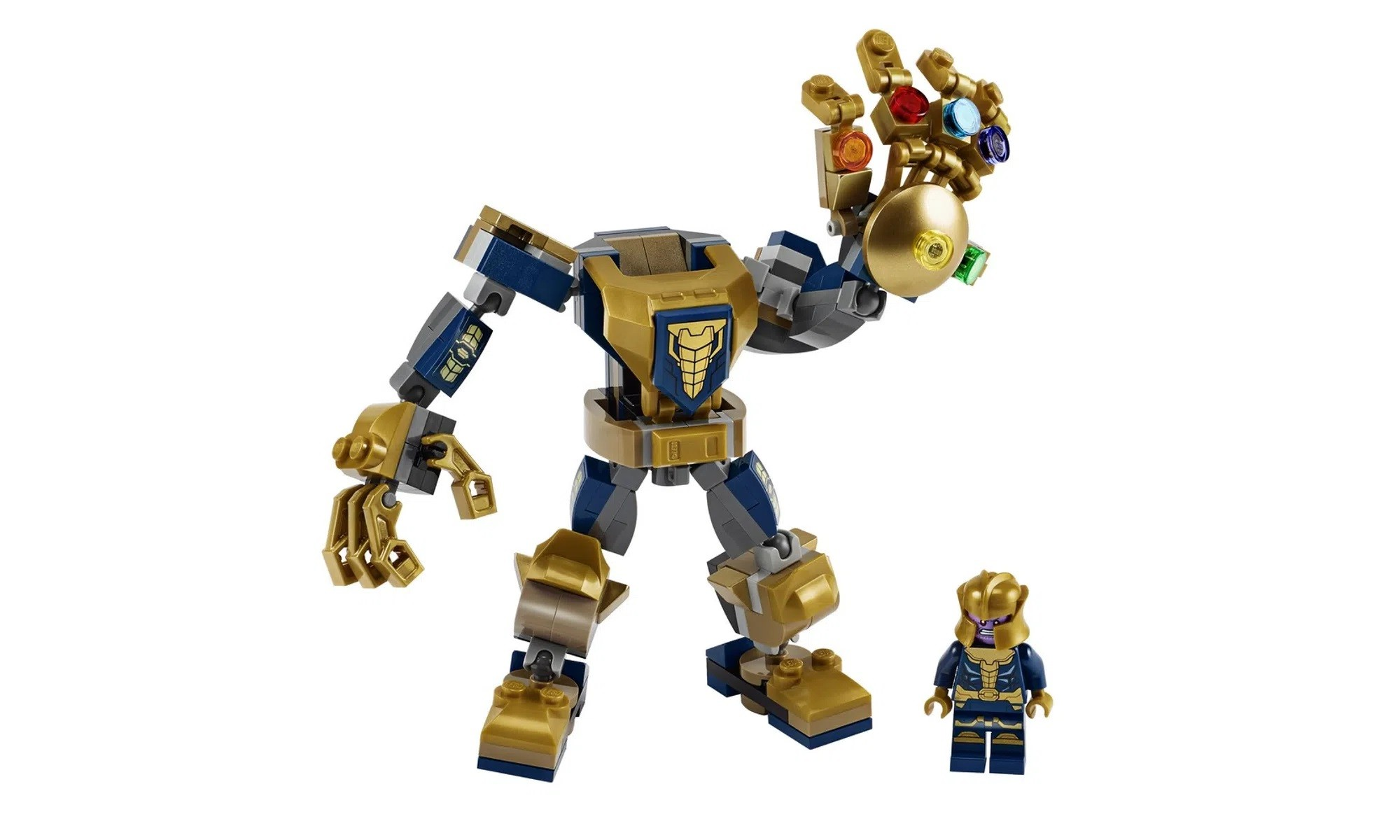 LEGO Super Heroes Marvel - Robô Thanos