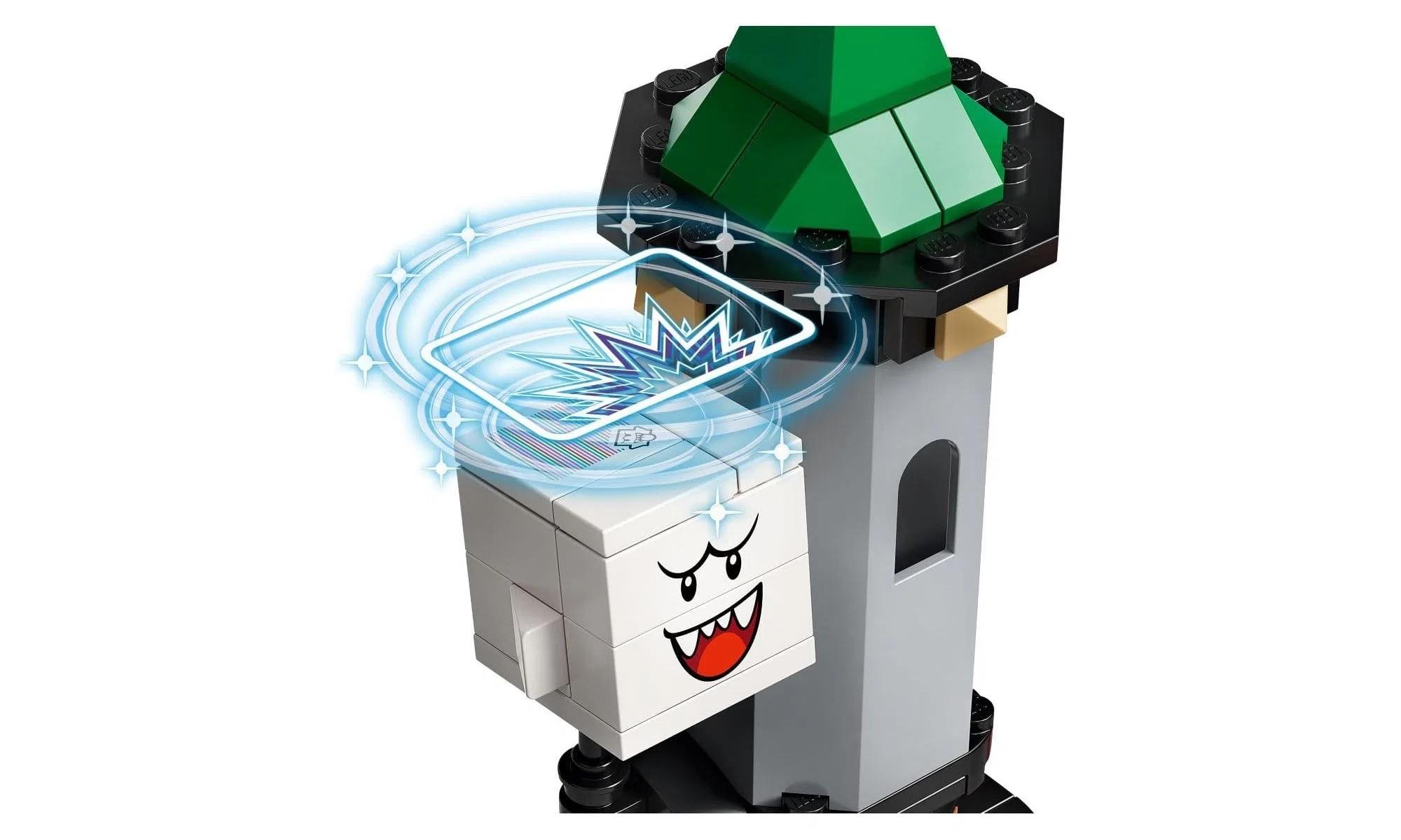 LEGO Super Mario - Batalha no Castelo do Bowser - Pacote de Expansão 71369