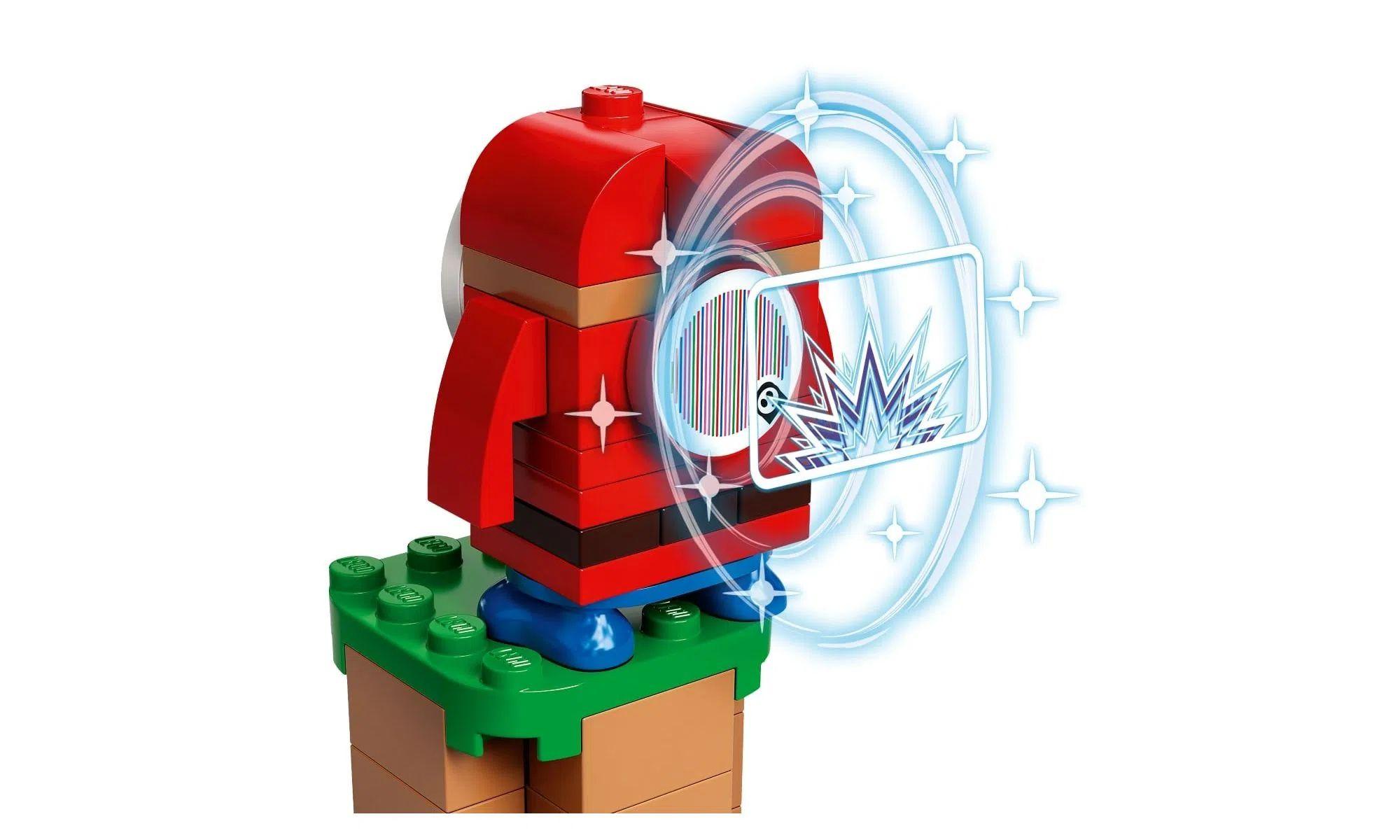 LEGO Super Mario Bombardeio de Bill Balaços Pacote de Expansão 71366