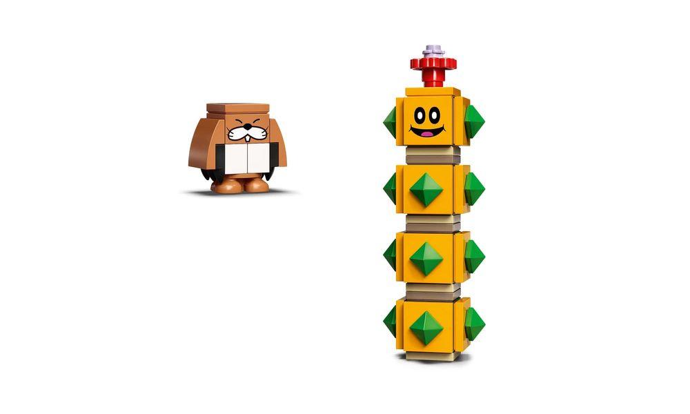 LEGO Super Mario - Cactubola do Deserto - Pacote de Expansão 71363