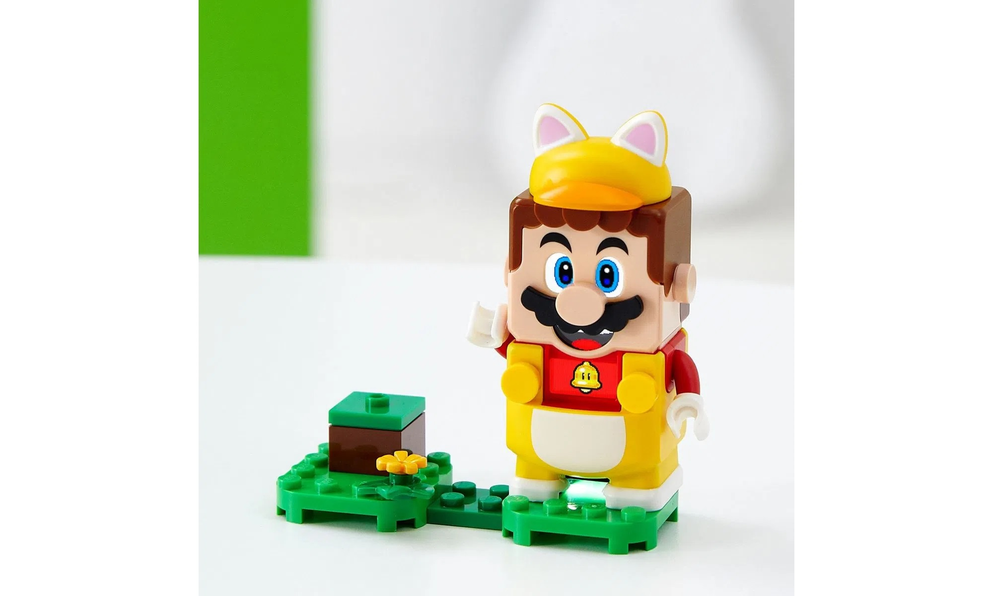 LEGO Super Mario Gato Power Up 71372