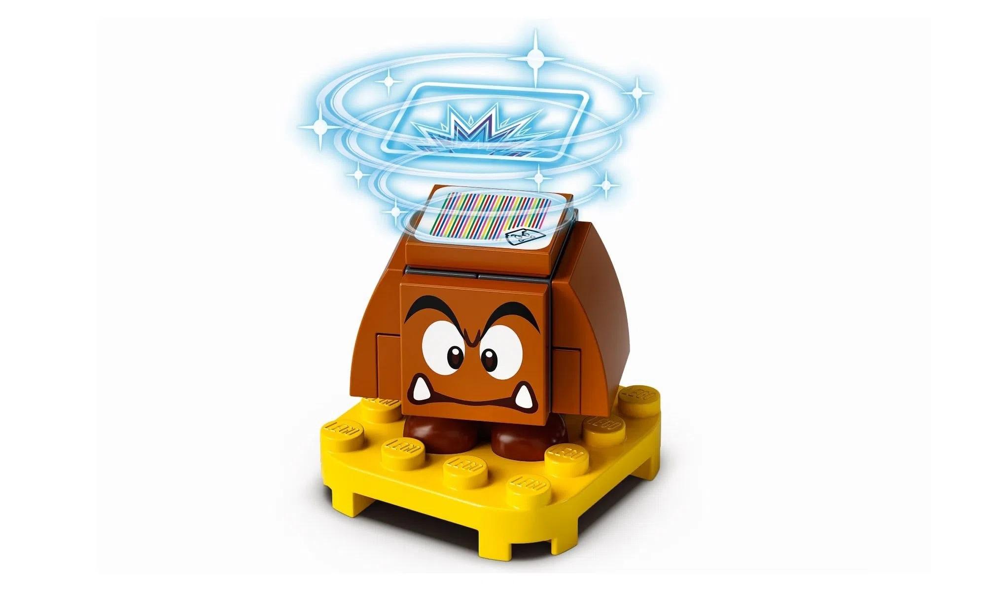 LEGO Super Mario Derrapagem da Planta Piranha Pacote de Expansão 71365