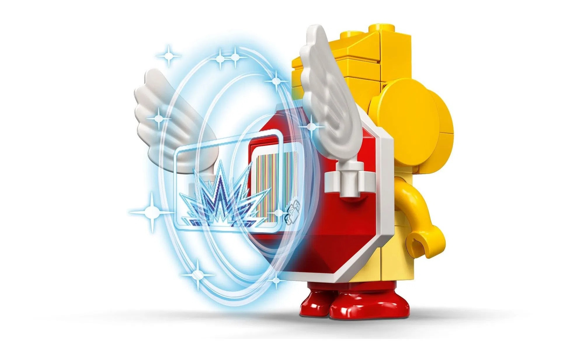LEGO Super Mario O Pântano Venenoso de Wiggler Pacote de Expansão 71383