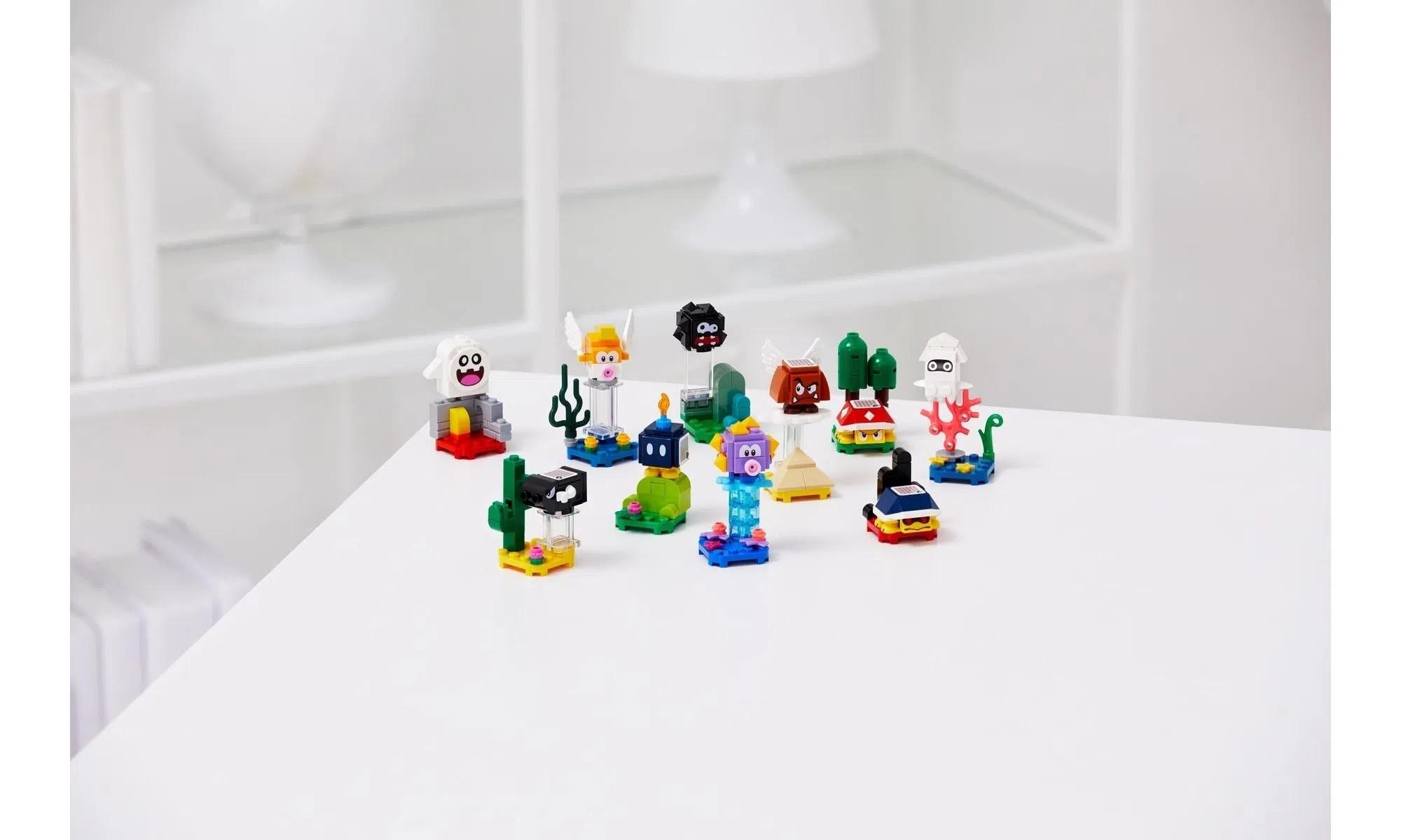 LEGO Super Mario - Pacote de Personagens 71361