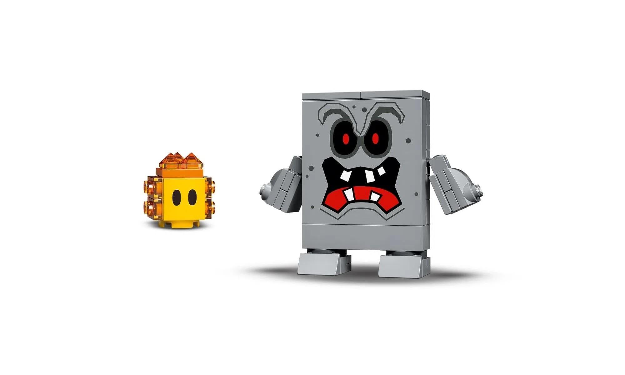 LEGO Super Mario - Revés das Lavas do Esmagão - Pacote de Expansão 71364