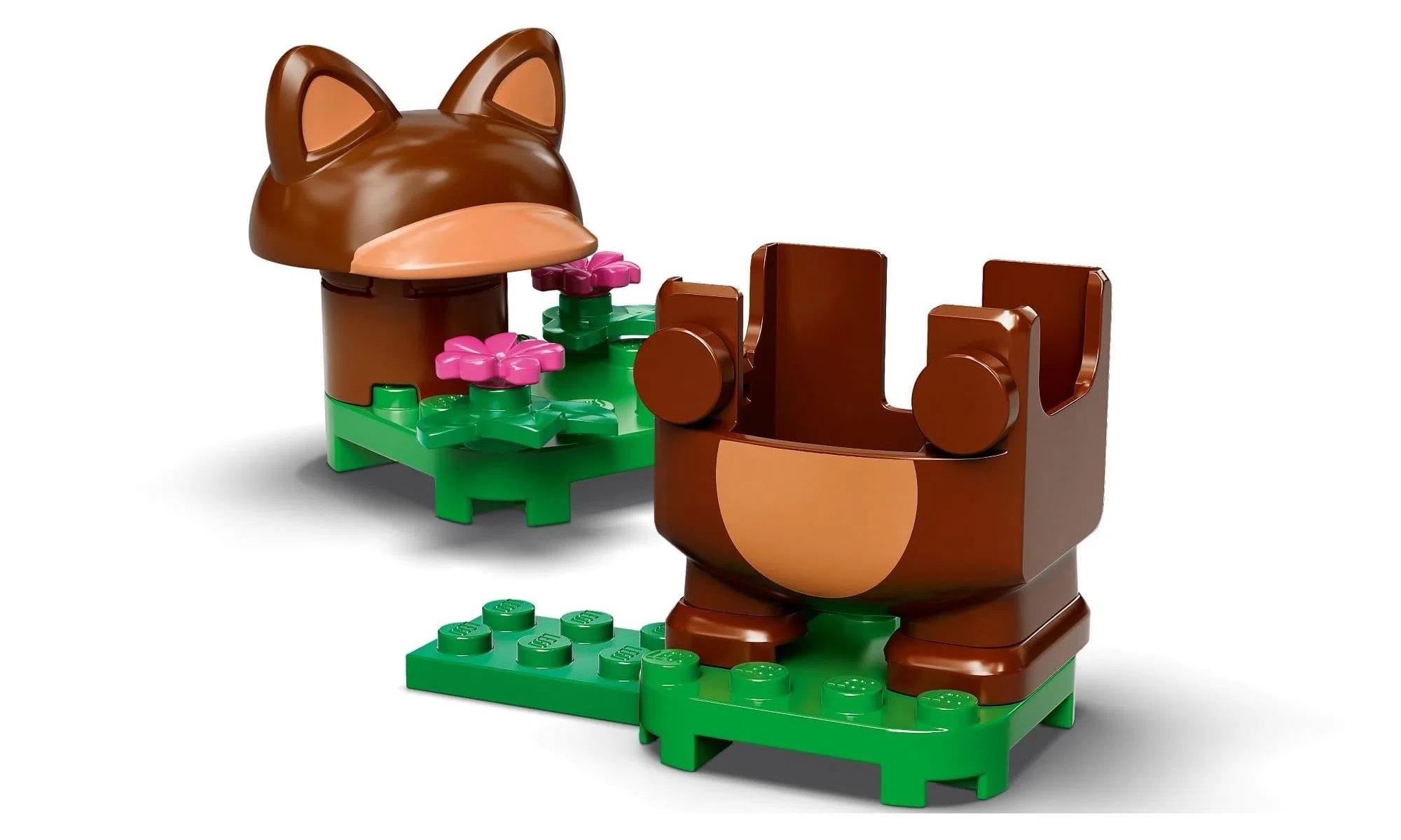 LEGO Super Mario Tanooki Power Up 71385