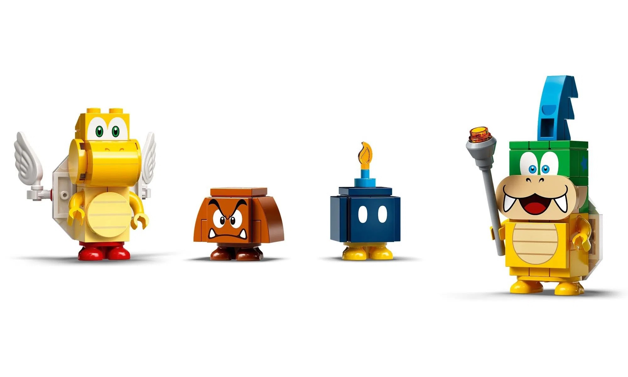LEGO Super Mario Pacote de Criação Domine sua Aventura 71380