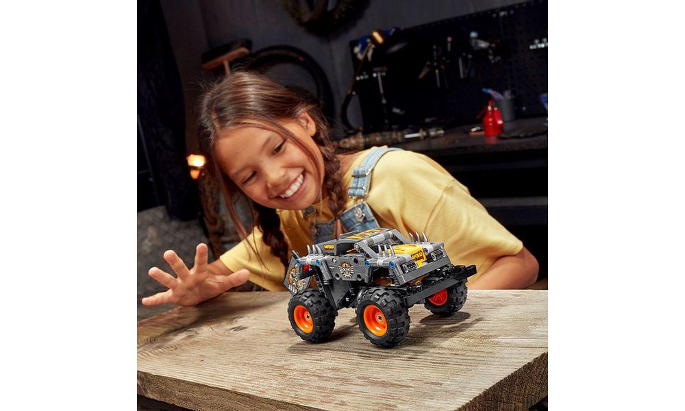 LEGO Technic 2 Em 1 - Monster Jam Max-D 42119