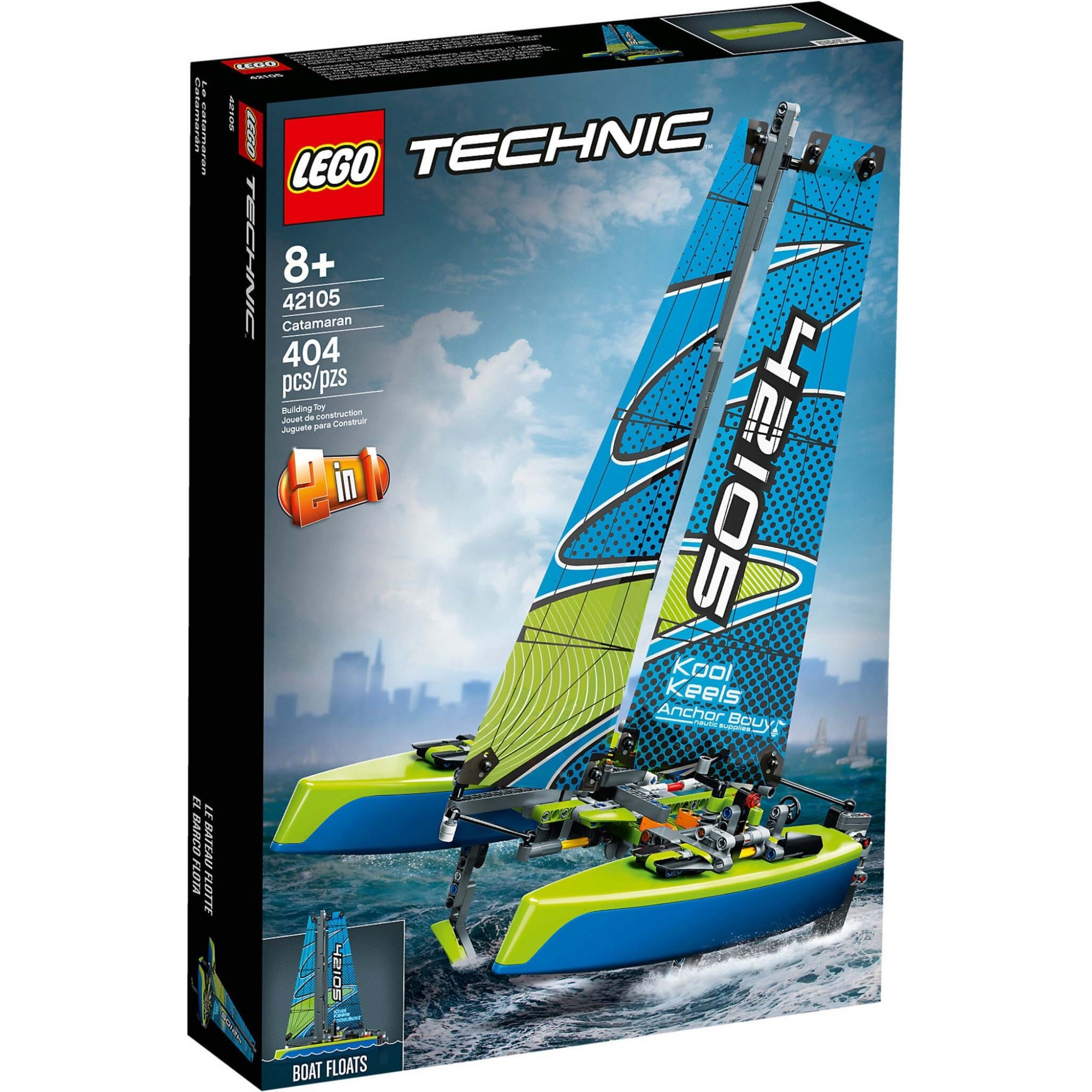 LEGO Technic - Catamarã 42105