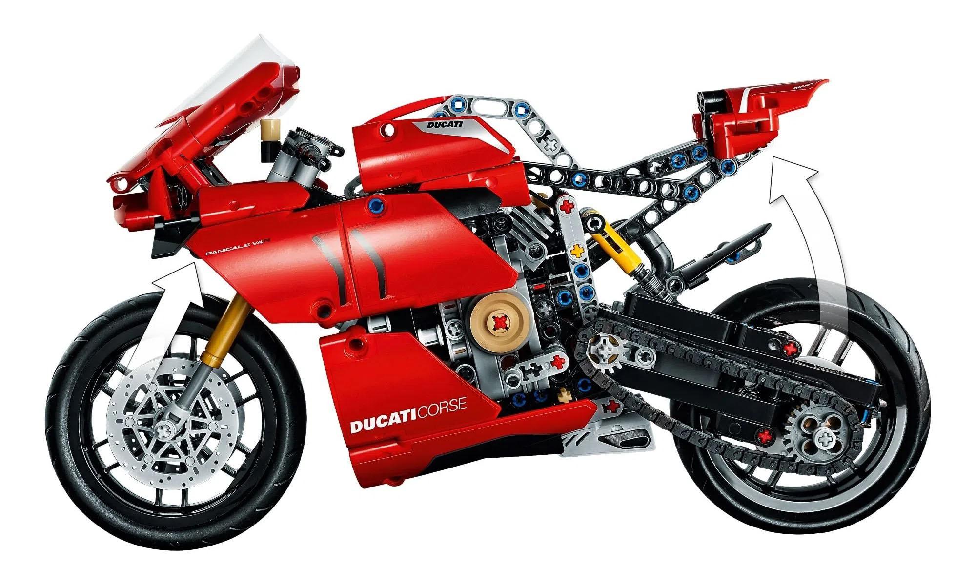 LEGO Technic - Ducati Panigale V4 R 42107