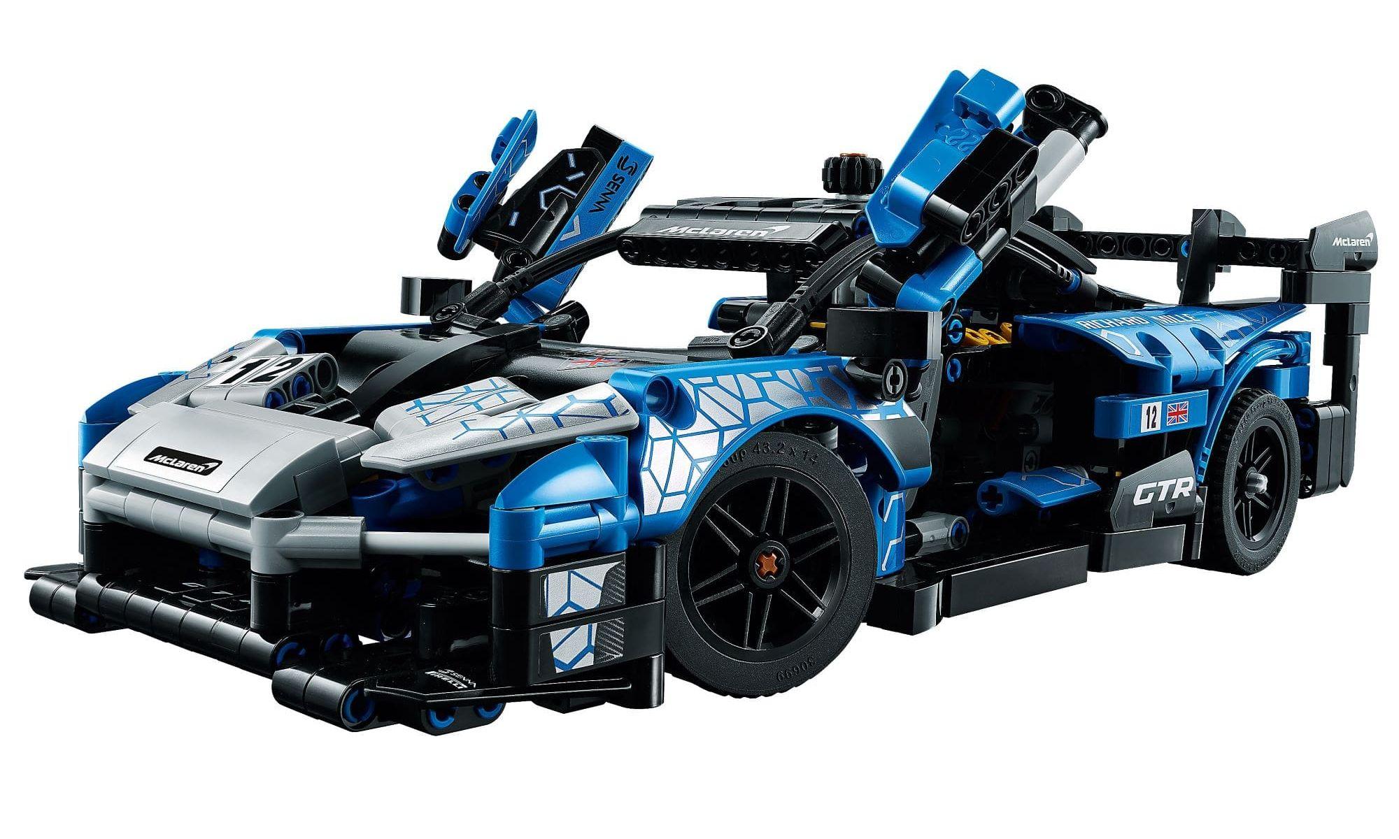 LEGO Technic McLaren Senna GTR 42123