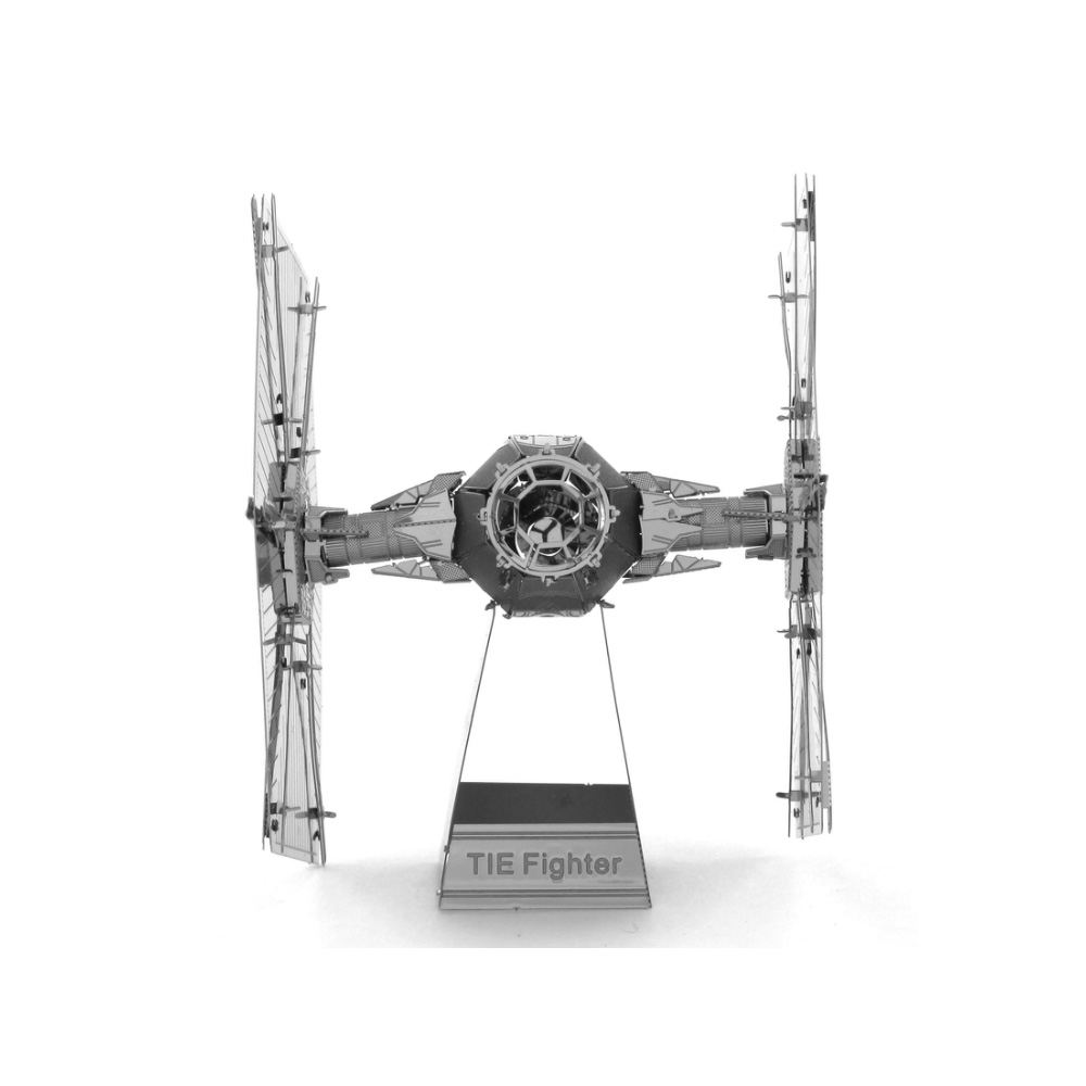 Mini Réplica de Montar Metal Earth - Star Wars TIE Fighter