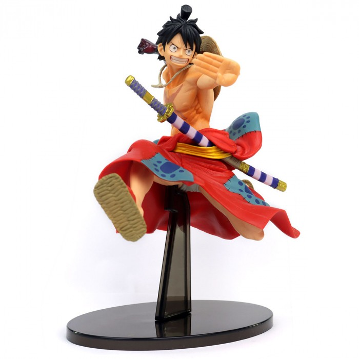 ONE PIECE - MONKEY D LUFFY - BATTLE RECORD COLLECTION