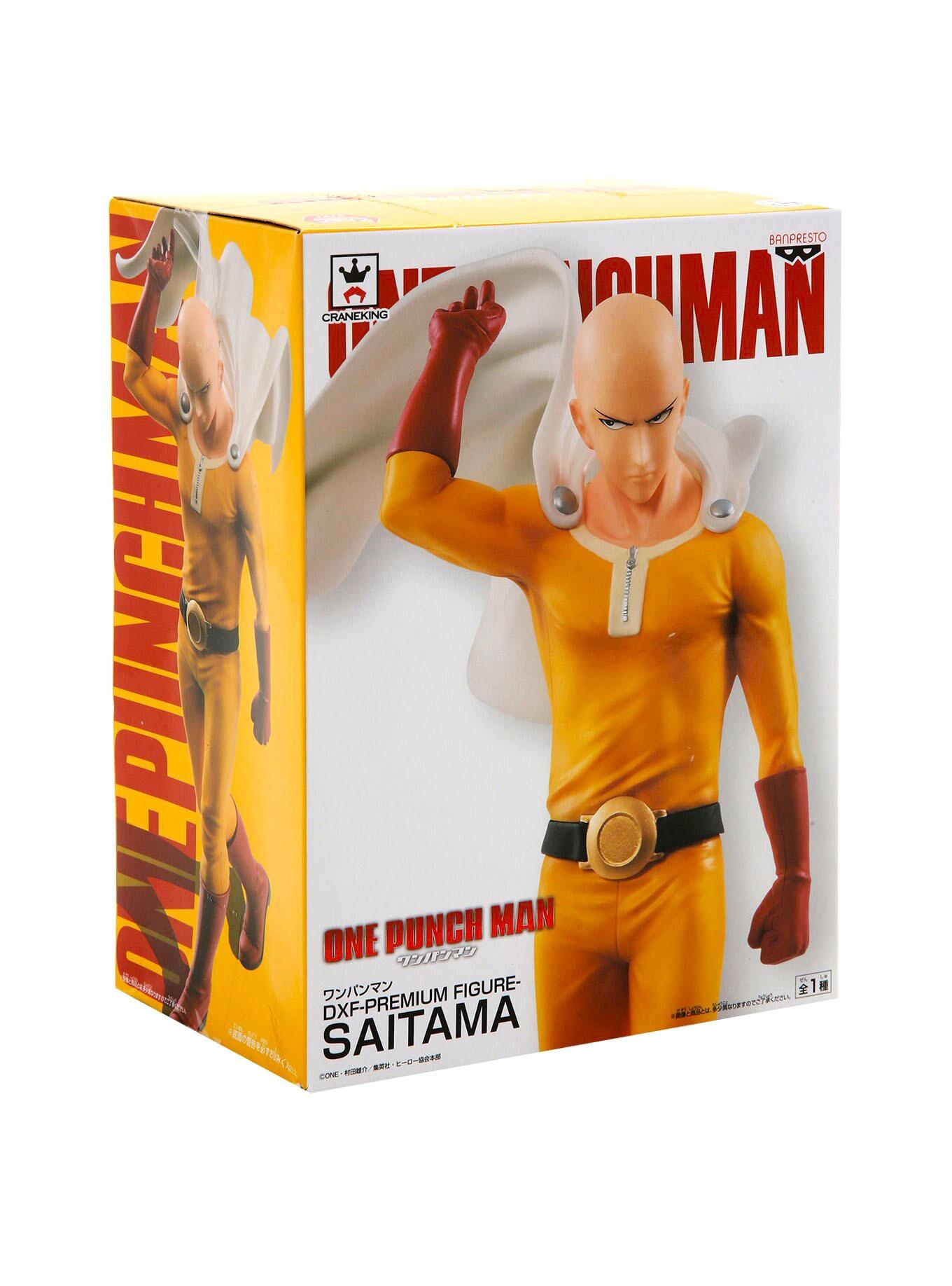 ONE PUNCH MAN DXF PREMIUIM SAITAMA