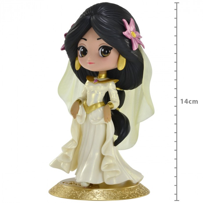Q POSKET DISNEY PRINCESA JASMINE (ALADDIN) DREAMY STYLE SPECIAL COLLECTION