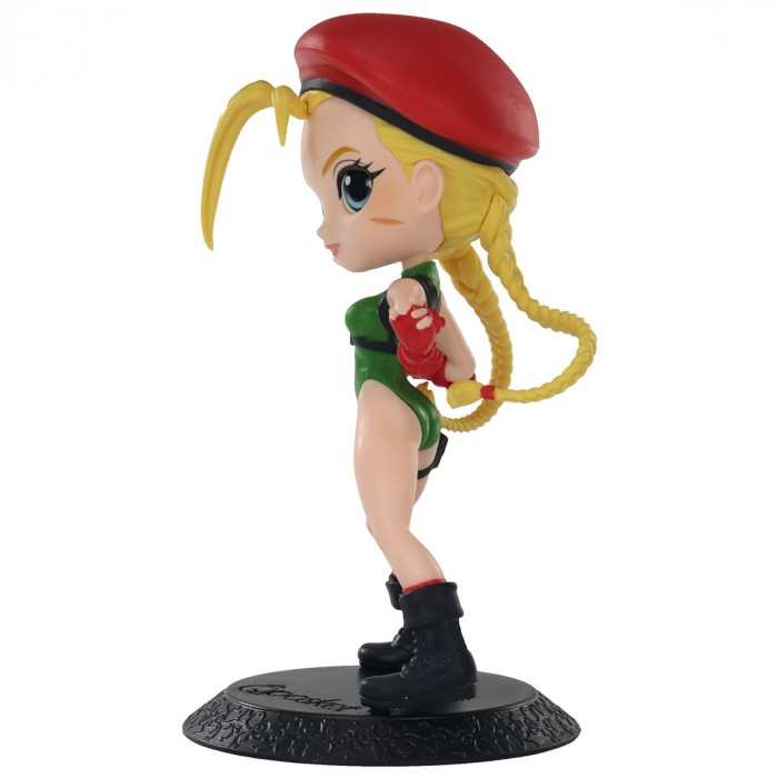 Q POSKET STREET FIGHTER CAMMY - VER.A