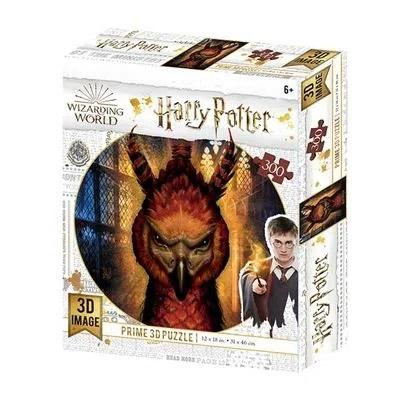 Quebra Cabeça 3D Fawkes Harry Potter 300 peças - Multikids - BR1324