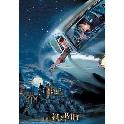 Quebra Cabeça 3D Harry and Rony Harry Potter 300 peças - Multikids - BR1325