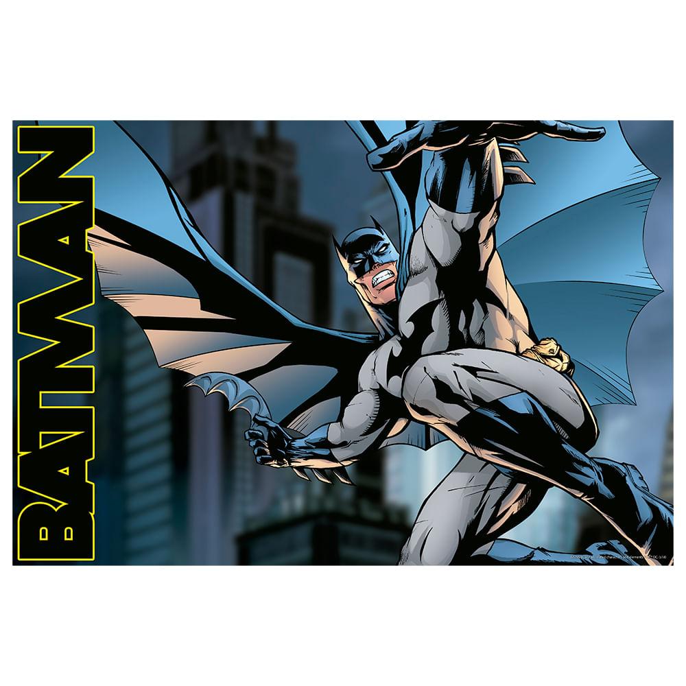 Quebra-Cabeça Puzzle 200 peças Batman