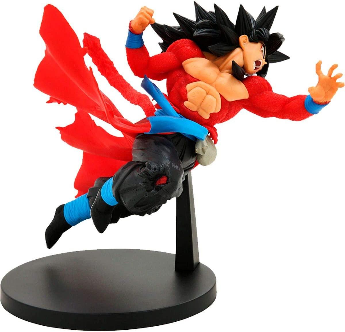 SUPER DRAGON BALL HEROES 9TH ANNIVERSARY FIGURE SUPER SAIYAN 4 SON GOKU XENO