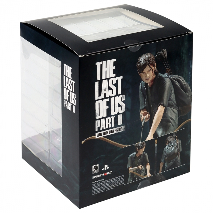 THE LAST OF US II ELLIE COM O ARCO (WITH BOW)