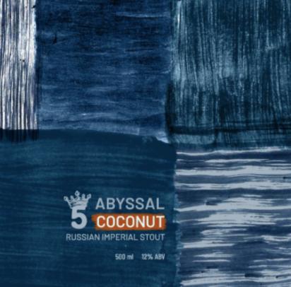 5 Elementos Abyssal Coconut 500ml RIS